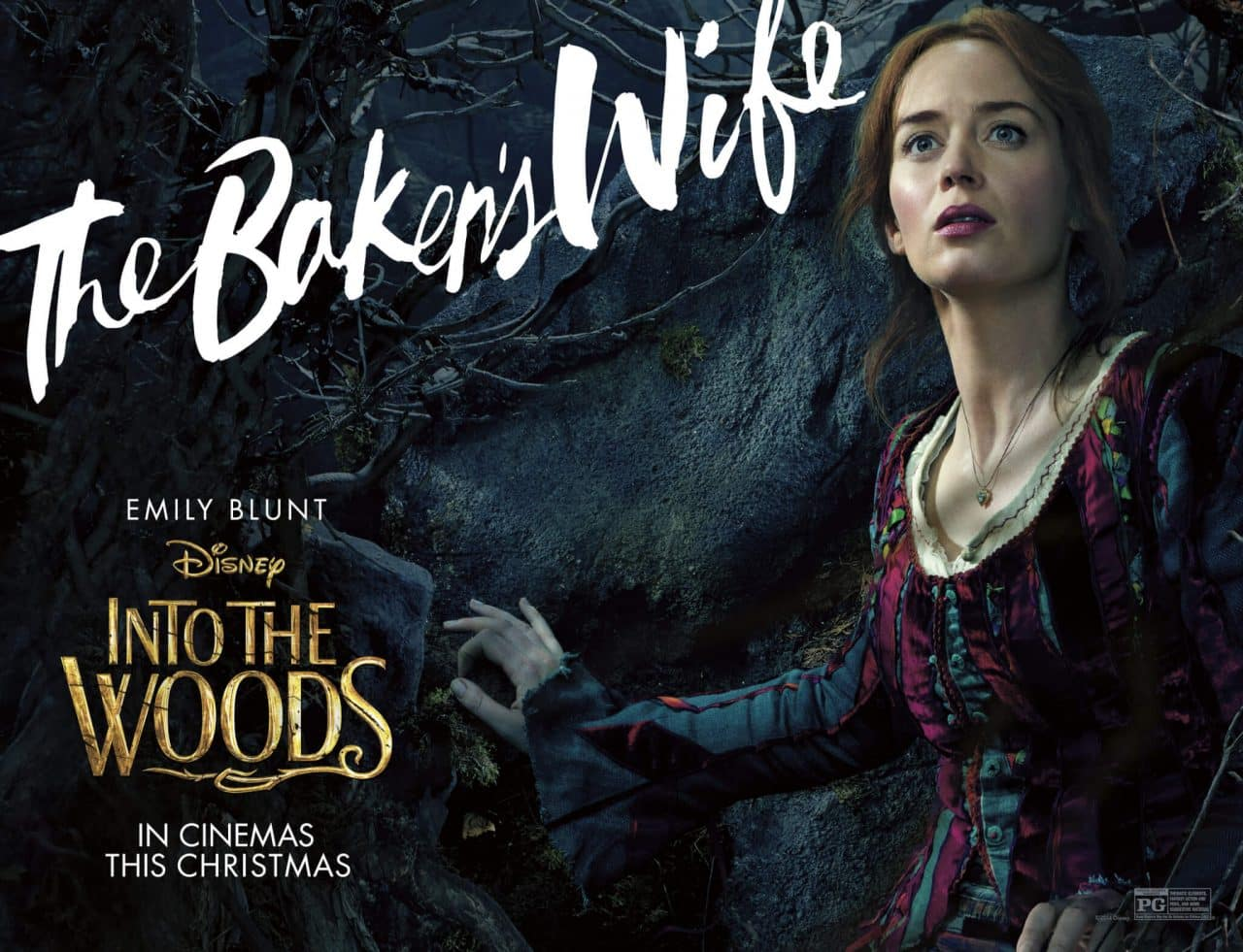 INTO THE WOODS - The Baker's Wife