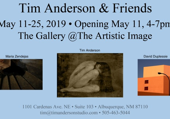 Tim Anderson Exhibit