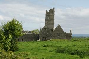 Ireland: Split Rock