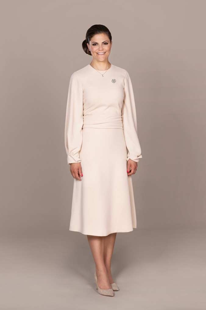 H.K.H. Kronprinsessan Victoria / HRH Crown Princess Victoria