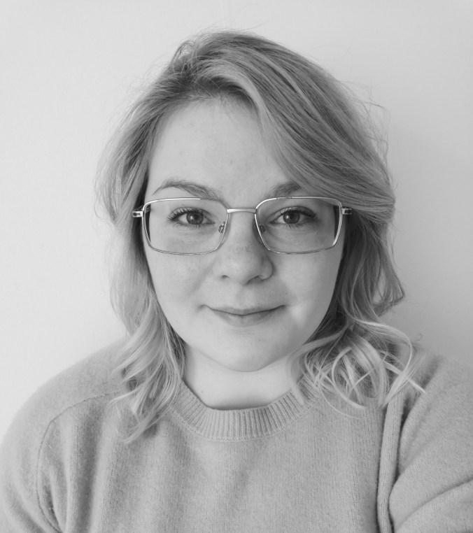Timanttisalongin bloggaaja Mikaela Larsson