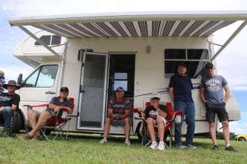 This well-equipped group is from Tauranga