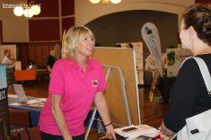 Belinda Brand, volunteer coordinator for the IHC