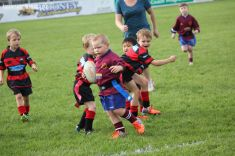 Junior Rugby Kicks Off 00382