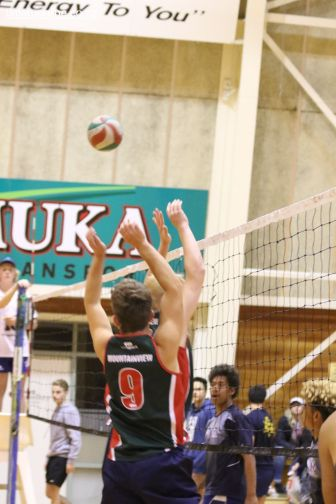 Volleyball Finals 00348