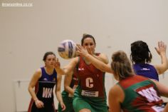 Netball Harlies v St Pats 0004
