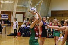 Netball Harlies v St Pats 0007