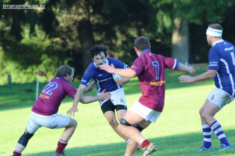 Point v Old Boys As First-half 0078