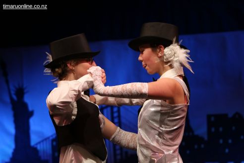 Georgia Carnegie & Imy Halkett - Bang Bang (Jazz Dance Duo)
