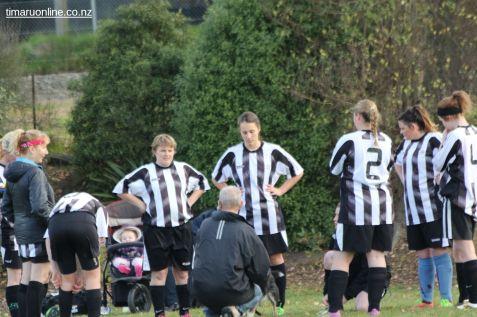 Tka v PlPt Womens Football 0003