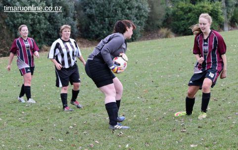 Tka v PlPt Womens Football 0051