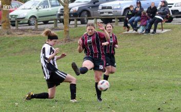Tka v PlPt Womens Football 0057
