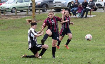 Tka v PlPt Womens Football 0058