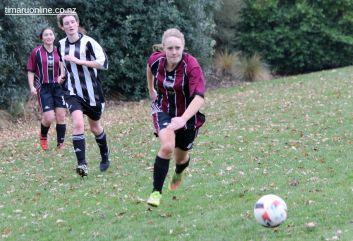 Tka v PlPt Womens Football 0068