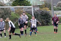 Tka v PlPt Womens Football 0095