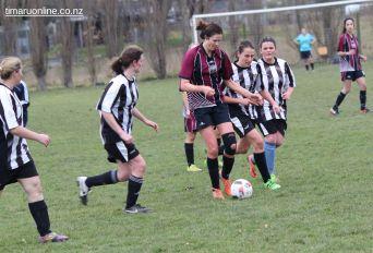 Tka v PlPt Womens Football 0103