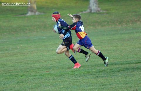 Scone Junior Rugby 0105