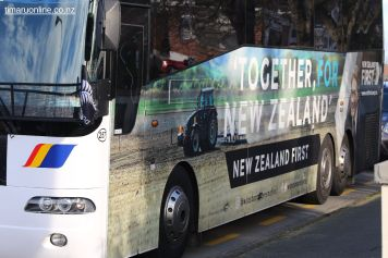 WInston Peters in Town 0039