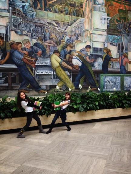 Diego Rivera Court