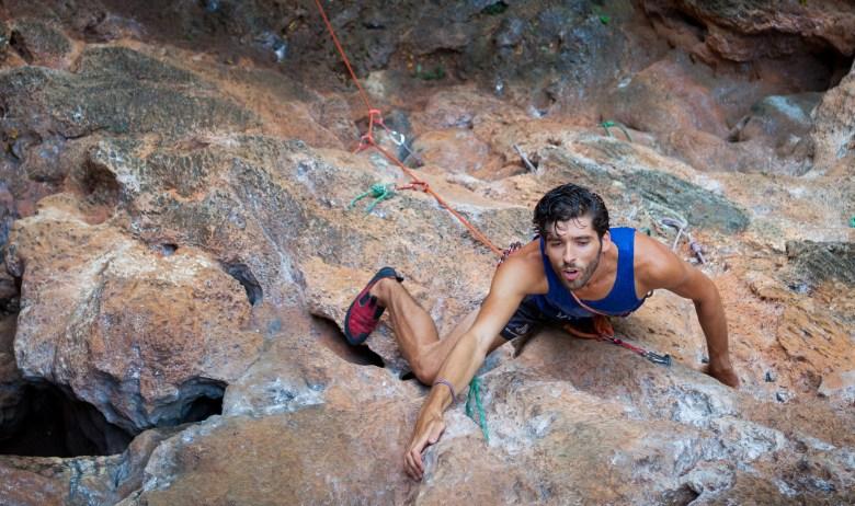 Thailand - Tonsai - Rock Climbing-2