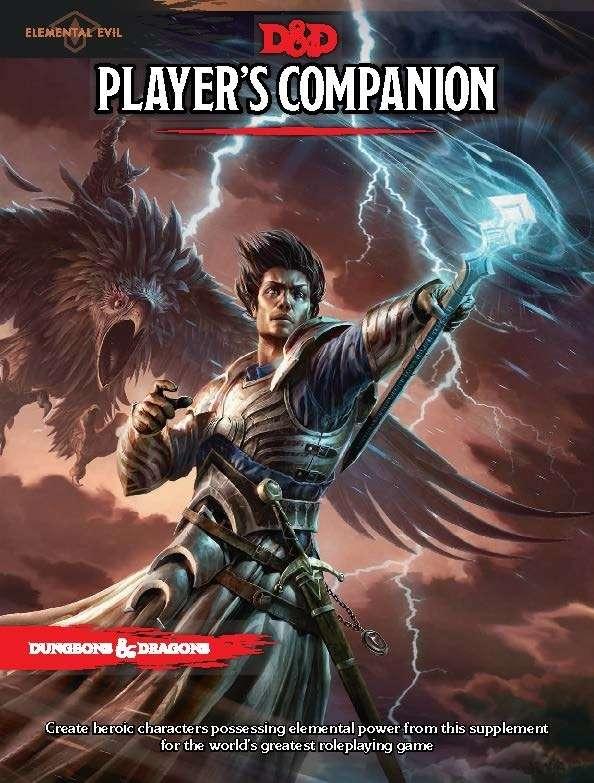 Elemental Evil Player's Companion Review | Tim Bannock
