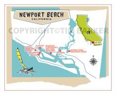 Dock and Dine Newport Beach, California