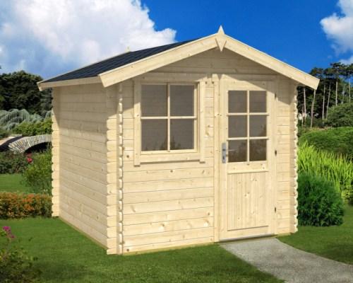 Garden Summer House Anke M 5m² / 28mm / 2,5 x 2,5 m
