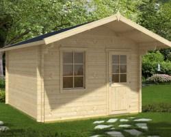 Garden Log Cabin Oslo XL 12,5m² / 50mm / 3,5 x 4,1 m
