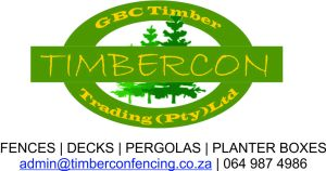 timbercon fencing