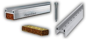 Eurotec- Aluminium function strips plain and drilled