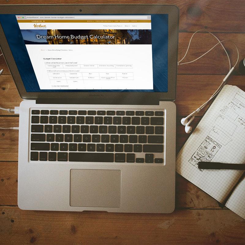 The Dream Home Budget Calculator Questions