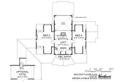 EaglePeak 2nd Floor Plan