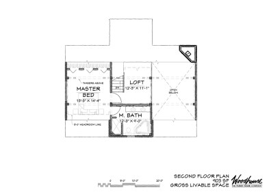 Greenfield 2nd Floor Plan