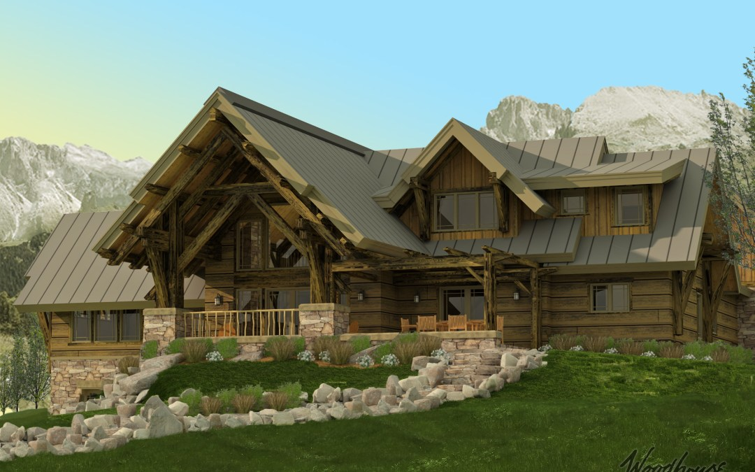 Five Timber Frame Mountain Homes You'll Dream About