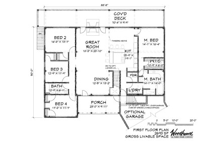HighPlains 1st Floor Plan