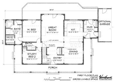 NewPort 1st Floor Plan
