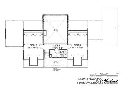 NewPort 2nd Floor Plan
