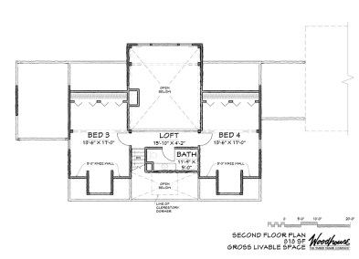 NewPort 2nd Floor Plan