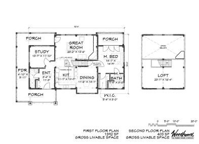 PoplarPeak Floor Plan