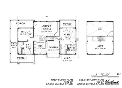 PoplarPeak Floor Plan