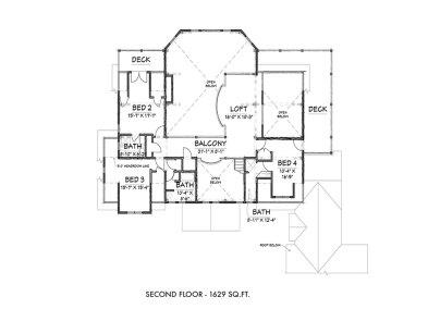 Seacrest 2nd Floor