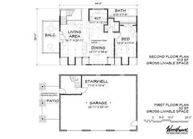 Shelburne 1st Floor Plan