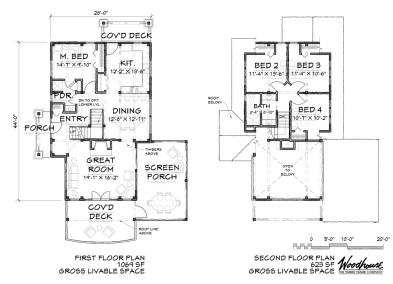 SlateRun Floor Plan