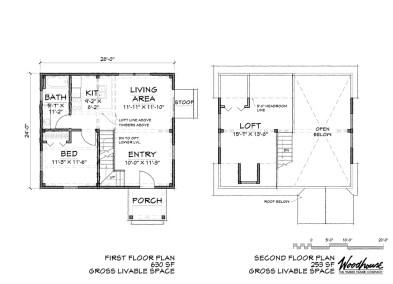 SpruceHill Floor Plan