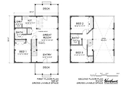 ValleyView 1st Floor Plan