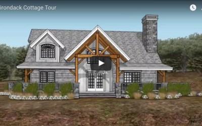 Adirondack Cottage Pre-design