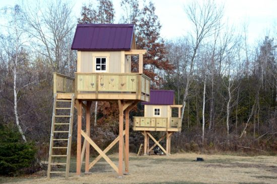 woodhouse treehouse