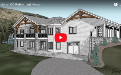 Custom Colorado Retirement Home