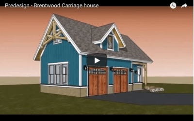 Brentwood Carriage House 3D Fly-Through Video