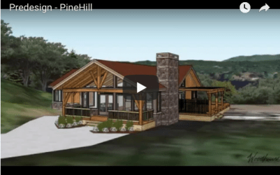 PineHIll 3D Fly-Through Video